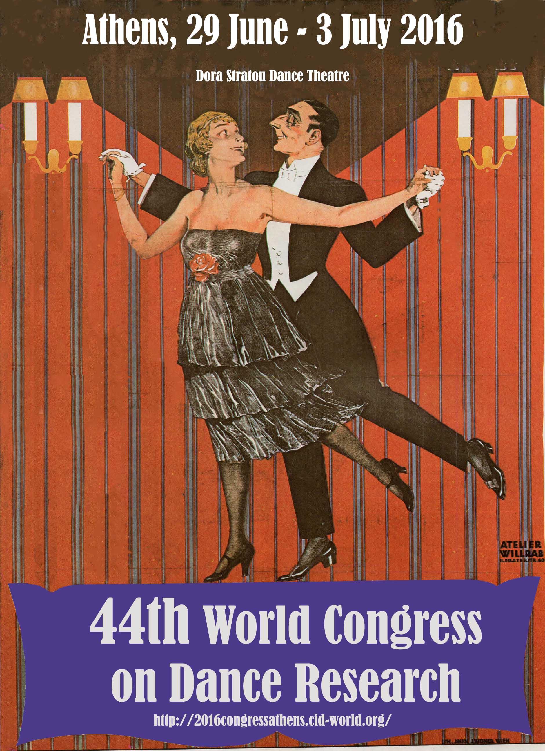 CID 44th International World Congress on Dance Research