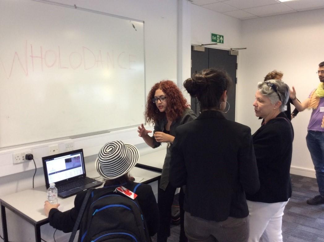 II user board session