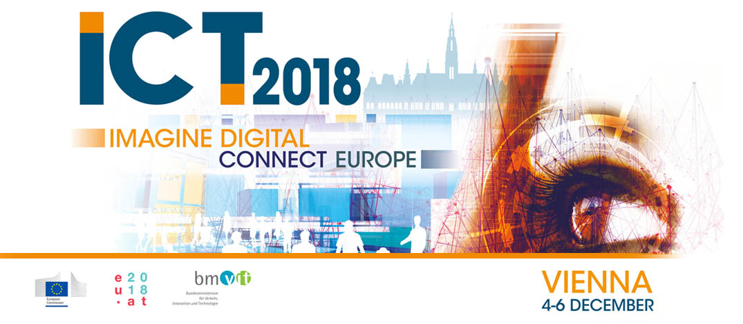 ICT 2018: Imagine Digital - Connect Europe