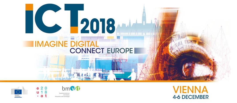 ICT 2018: Imagine Digital - Connect Europe